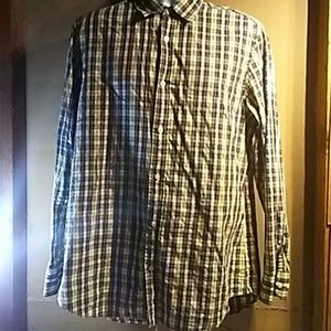 Mens Banana Republic top size L large